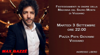 Estate 2019 - Max Gazzè in concerto